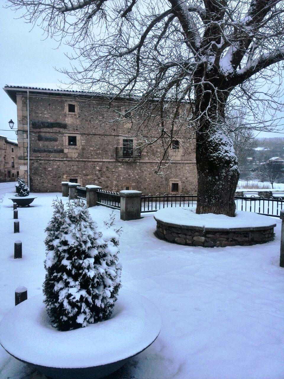 Barbadillo de Herreros Casa del Mayorazgo Sierra de la Demanda Burgos
